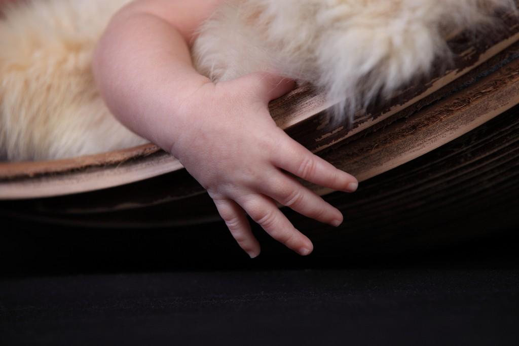 sind so kleine Finger