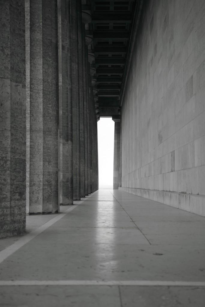 Säulengang des Ruhms